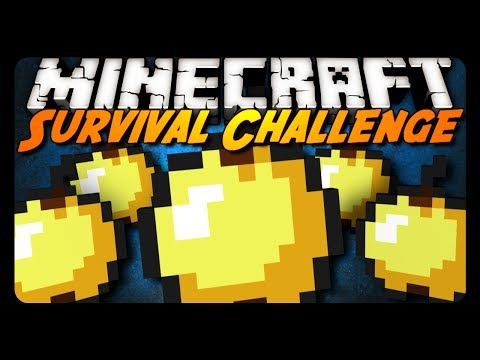 Minecraft: HOW MANY GOLDEN APPLES!? (Survival Challenge)
