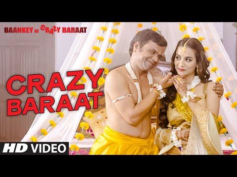 Crazy Baraat VIDEO Song | Baankey ki Crazy Baraat