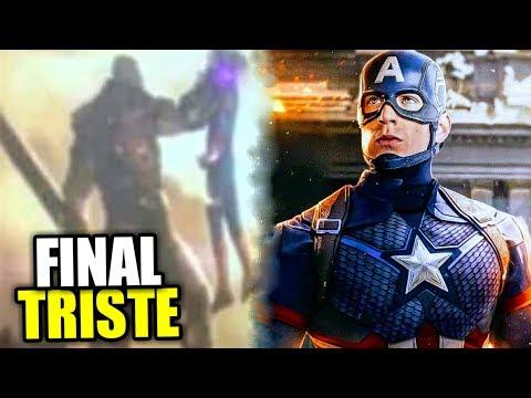 ¡Ironman predijo el orden en que morirán los Vengadores en Avengers endgame + Teorías!