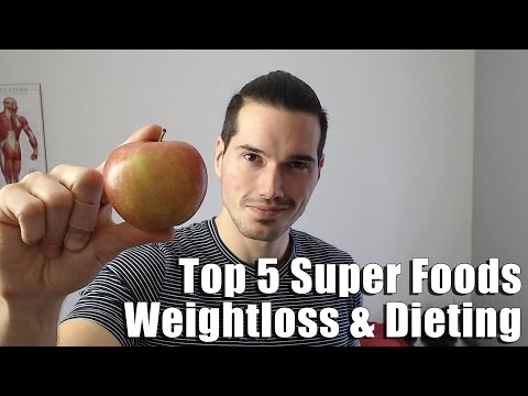 Top 5 Superfoods for Weight Loss w/ Adam Evans – HASfit's Fat Burning Foods to Lose Weight