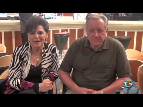 Frank and Judy Grand Celebration Cruise Testimonial