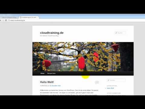 WordPress 3.3 Multisite installieren und einrichten