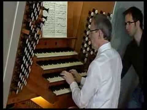 C.-M. Widor: Symphonie op. 42/6, g-Moll, 4. Satz: Cantabile