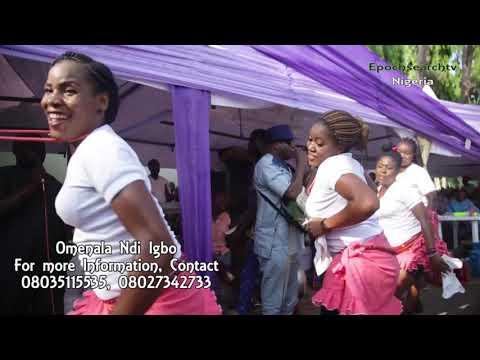 Live performance of Ogbogu Okonji