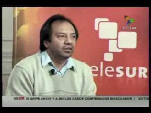 Carlos Chile en TeleSur