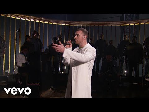 Video Sam Smith - Sam Smith – Pray (LIVE From The 60th GRAMMYs®) download in MP3, 3GP, MP4, WEBM, AVI, FLV January 2017