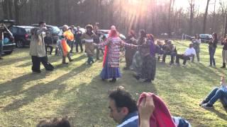 رقص زیبای لری بختیاری ایرانی -- Persia's Lori And Bakhtiari Folk Dances