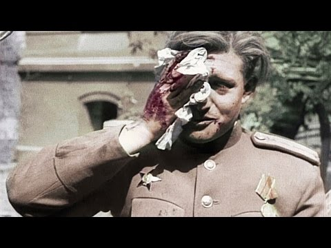 1945: Battle of Berlin 1945 - Nazi Germany vs Soviet Union [HD]