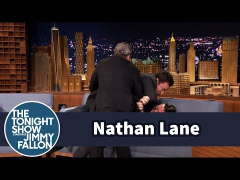 Jimmy - Jimmy starts his chat with Nathan Lane and Matthew Broderick about their Broadway comedy, It's Only a Play, but the interview devolves into a fight when the Emmys come up. Subscribe NOW to...