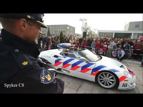 TOP fast police cars in the world Dubai vs Germany vs UK vs Japan vs USA Supernius.pl