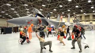 Harlem Shake Air Force (F-15 edition) - YouTube