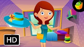 Mummy Gone to London - English Nursery Rhymes - Animated/ Cartoon Songs For Kids