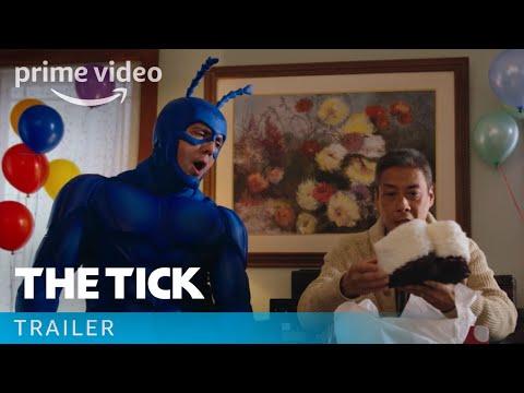 The Tick (Teaser 'Heart')