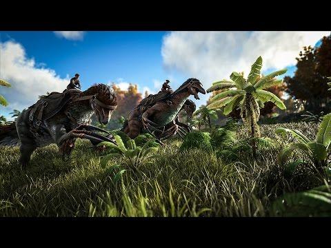 [國外熱文] 方舟:生存進化(ARK: Survival Evolved) 全新改版