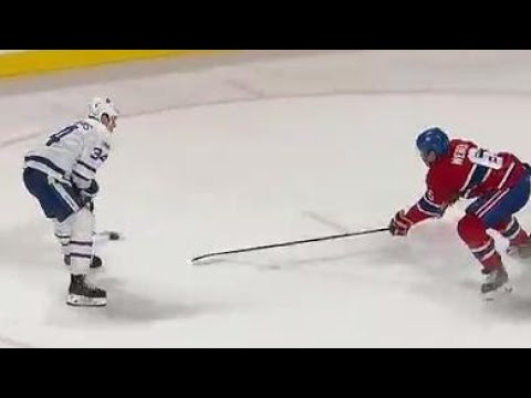 Video: Matthews rifles it top corner for his 2nd of the night