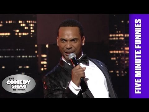 Mike Epps⎢How People Act When They Lose Their Money⎢Shaq's Five Minute Funnies⎢Comedy Shaq