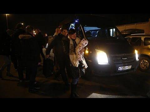 Επέστρεψαν στη Μόσχα οι Ρώσοι διπλωμάτες που απελάθηκαν από τη Μ. Βρετανία…