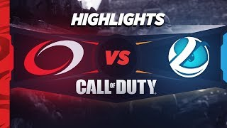compLexity vs Luminosity - CWL Seattle 2018 - Call Of Duty Highlights