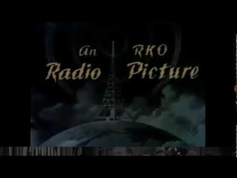 RKO Radio Pictures logo - The Americano (1955)