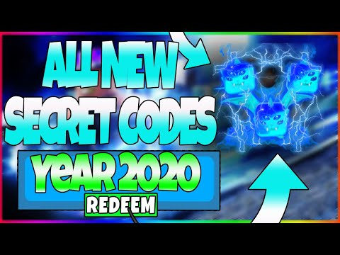 ALL *6* NEW SECRET CODES IN LEGENDS OF SPEED (ROBLOX) [SEPTEMBER 2020