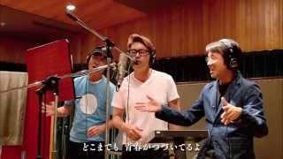 「友よ」藤井フミヤ&憲武とヒロミ Music Video