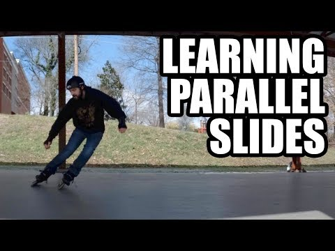 How I Do Parallel Slides (Hockey Stop) on Inline Skates