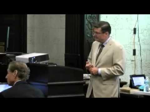 Robert A Wilcox v. RJ Reynolds Tobacco Co. Part 1