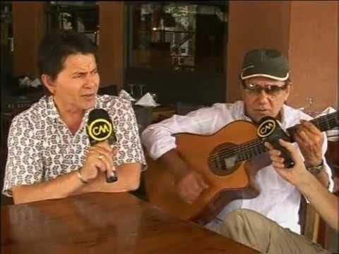 Cuti y Roberto Carabajal video Entrevista + Canciones - CM Folklore 2009
