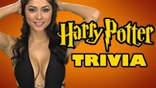 Harry Potter STRIP Trivia With Arianny Celeste