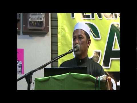 Ucapan Sulong Calon PAS Ustaz Nazri Ahmad