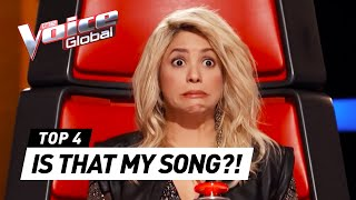 Video The Voice | Best SHAKIRA COVERS in The Blind Auditions MP3, 3GP, MP4, WEBM, AVI, FLV Oktober 2017