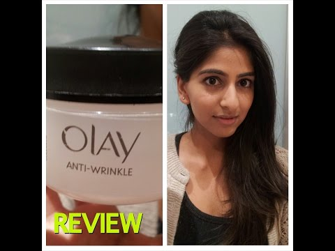Olay Anti Wrinkle SPF 15 Mature Skin Day Cream Review
