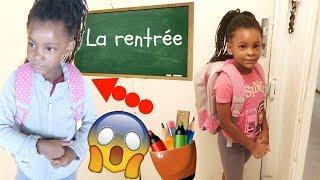 Video LE JOUR DE LA RENTREE ,BACK TO SCHOOL 2017 - VLOG MP3, 3GP, MP4, WEBM, AVI, FLV Oktober 2017