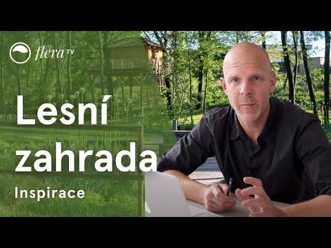 Lesní zahrada a treehouse | Inspirativní zahrada | Flera TV