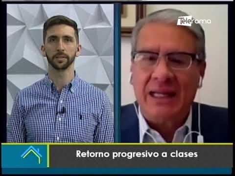 Retorno progresivo a clases