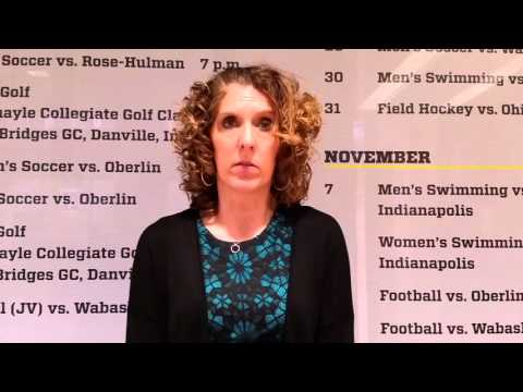WBB: Coach Englund recaps win over Franklin College