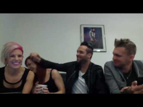 Skillet Live Chat Aug 14, 2014