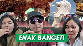 Video PANDUAN MAKAN ENAK DI SINGAPURA MP3, 3GP, MP4, WEBM, AVI, FLV Januari 2018