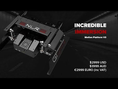 The Next Level Racing Motion Platform V3