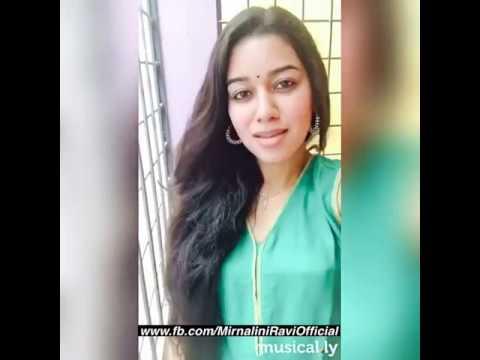 Thodari Movie   Pona Usuru Song   Mirnalini Ravi Dubsmash hd