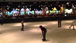 Video ICE SKATING AT AL SHALLAL THEME PARK, JEDDAH SAUDI ARABIA MP3, 3GP, MP4, WEBM, AVI, FLV Juli 2018