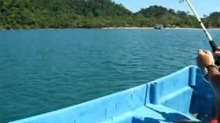Koh Phayam (Ranong) Thailand  city photos gallery : Fishing in Thailand - Koh Phayam island