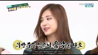Nonton  Indo Sub  Weekly Idol Eps  228 Twice Film Subtitle Indonesia Streaming Movie Download