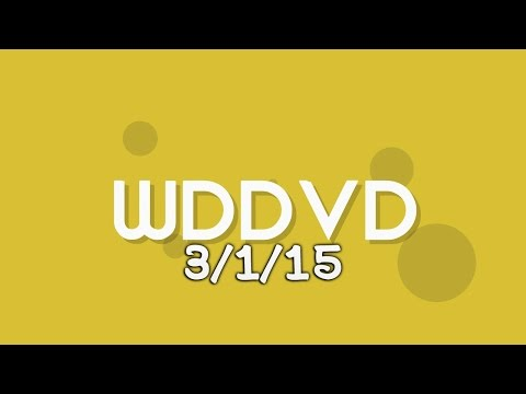 "Weekly Daily Dose of Vitamin-D ""3/1/15″"