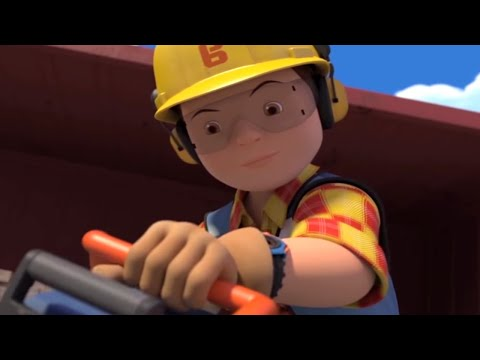 Bob the Builder 🛠Learn with Leo: How to Use a Chainsaw🛠 Bob Full Episodes 🛠⭐Cartoons for Kids