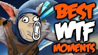 Dota 2 Best WTF Moments 2016