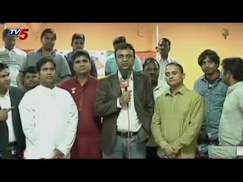 Telangana NRIs Celebrated