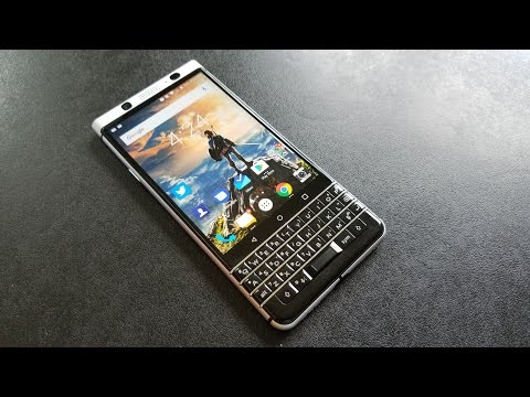 BlackBerry KEYone Unboxing: QUESTIONS ANYONE?