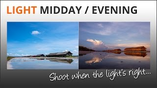 Best Light for Landscapes