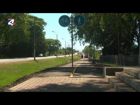 Ciclovía de Ruta 90 se inauguraría a fines de febrero